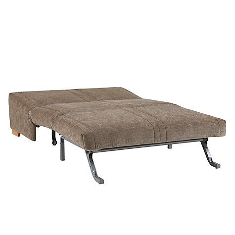Buy John Lewis Strauss Large Sofa Bed Elena Mocha John