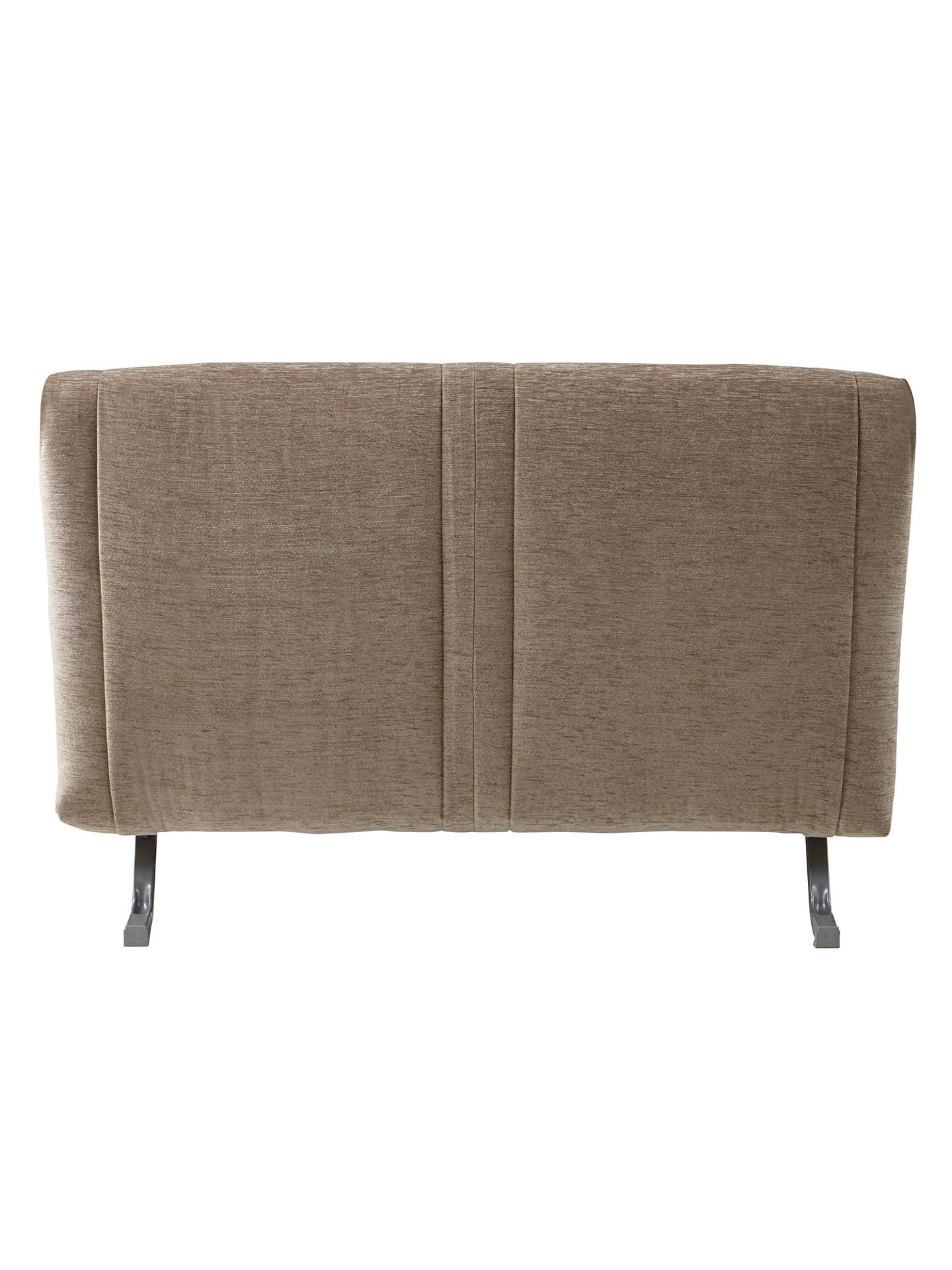 John Lewis Strauss Small Sofa Bed Rivoli Mocha At John
