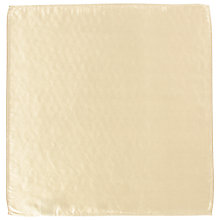Buy John Lewis Silk Wedding Pocket Square Online at johnlewis.com