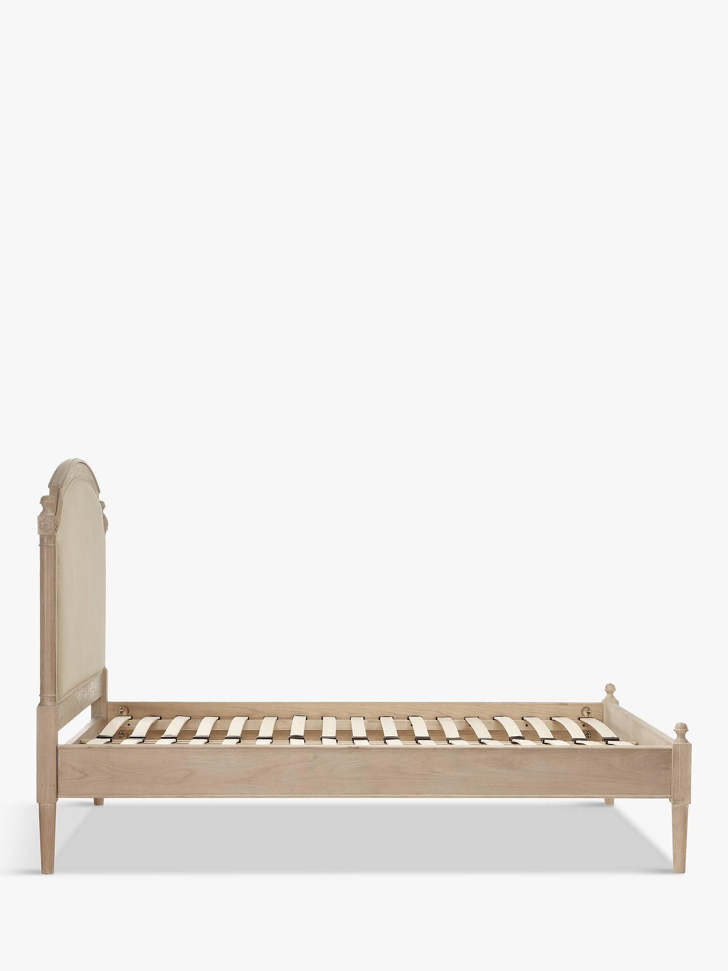 BuyJohn Lewis & Partners Etienne Louis Low End Bed Frame, King Size Online at johnlewis.com