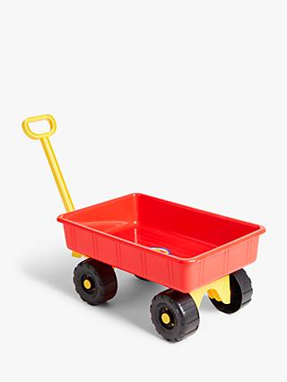 John Lewis & Partners Pull-Along Cart
