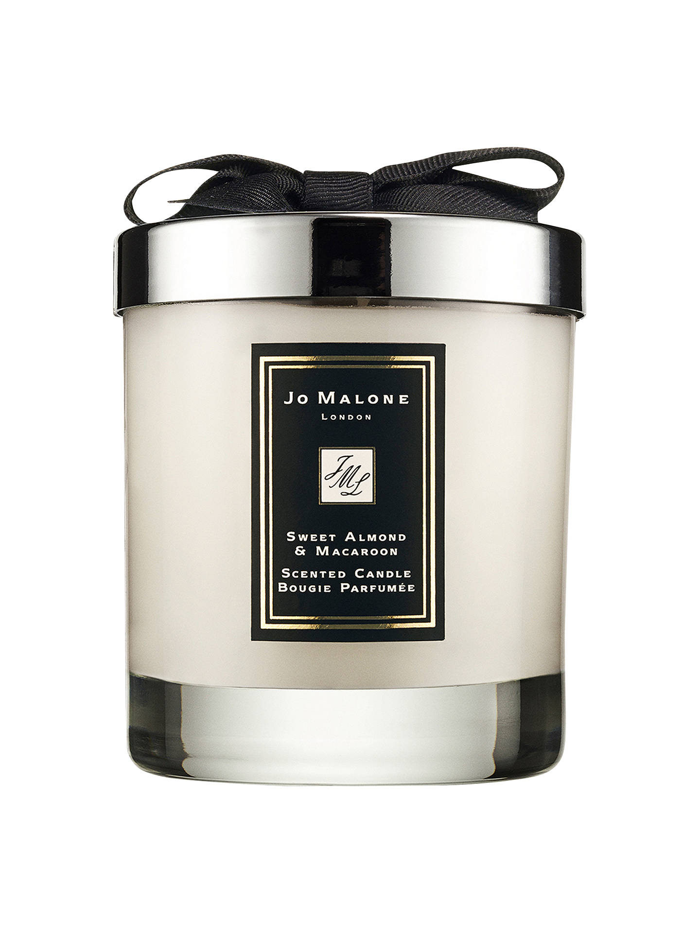 BuyJo Malone London Sweet Almond & Macaroon Scented Candle, 200g Online at johnlewis.com