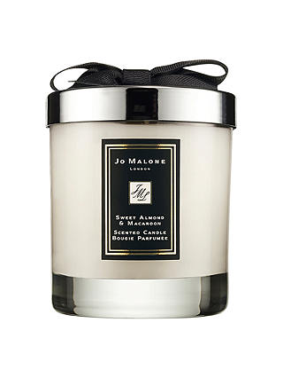 Buy Jo Malone London Sweet Almond & Macaroon Scented Candle, 200g Online at johnlewis.com
