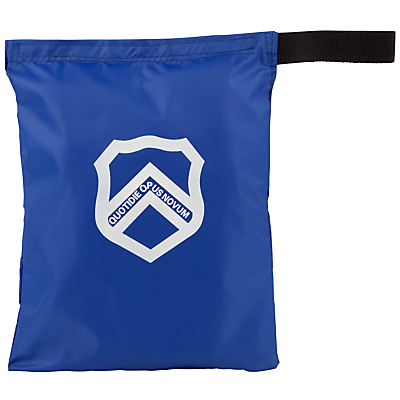 Product photo of Westville house school drawstring swim bag royal blue
