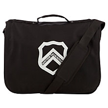 Buy Westville House School Portfolio Bag, Black Online at johnlewis.com