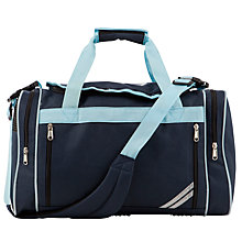 Buy Westville House School Games Bag, Navy Online at johnlewis.com