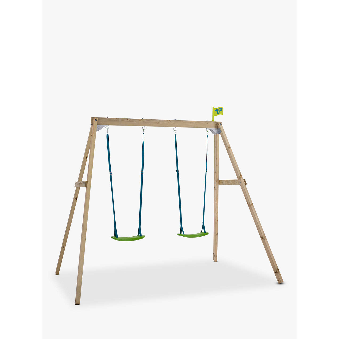 TP Toys TP304 Toys Forest Double Swing 2 at John Lewis