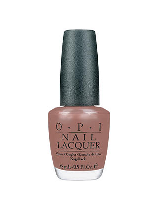 Buy OPI Nails - Nail Lacquer, Nomad's Dream Online at johnlewis.com