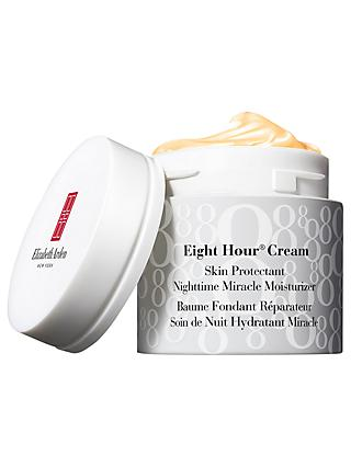 Elizabeth Arden Eight Hour® Skin Protectant Nighttime Miracle Moisturiser, 50ml