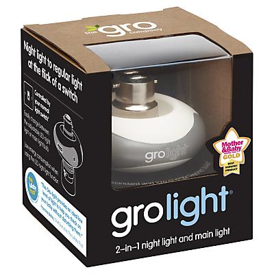 Gro Company Gro-light 2-In-1 Night Light
