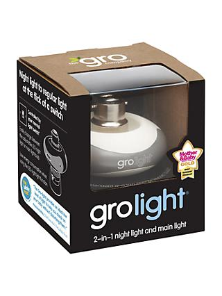Gro Company Gro-light 2-In-1 Night Light