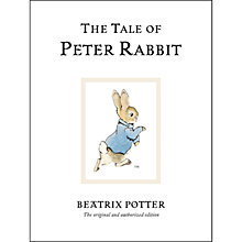 Buy Beatrix Potter The Tale of Peter Rabbit Book Online at johnlewis.com