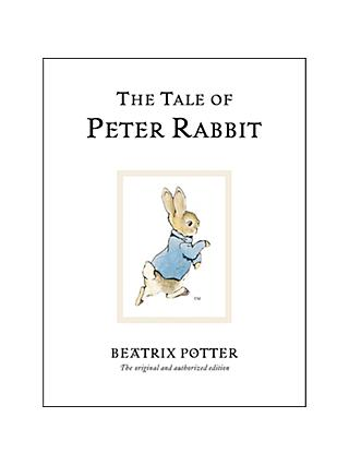Beatrix Potter The Tale of Peter Rabbit Children's Book
