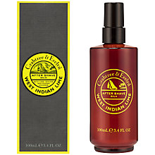 Buy Crabtree & Evelyn West Indian Lime Aftershave Balm, 100ml Online at johnlewis.com