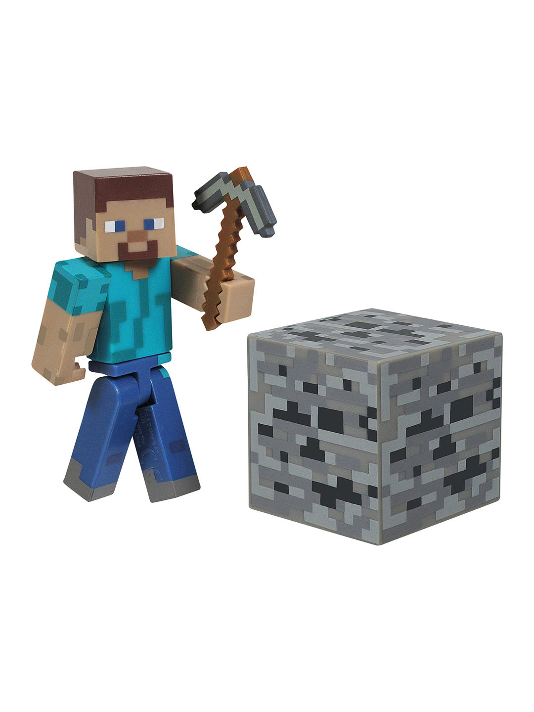 Minecraft Action Figures Assorted at John Lewis and Partners