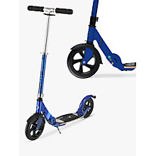 Buy Micro Flex Deluxe Scooter, Adult, Blue Online at johnlewis.com