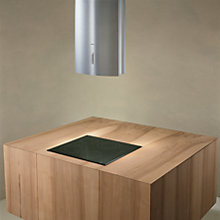 Buy Elica Obelisk Island Cooker Hood, Stainless Steel Online at johnlewis.com