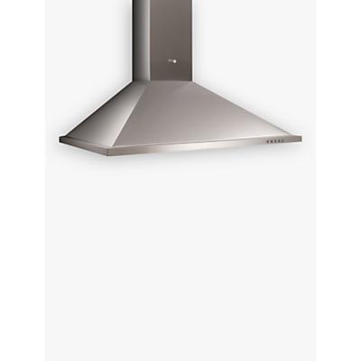 Elica Aqua Vitae 50 Chimney Cooker Hood, Stainless Steel