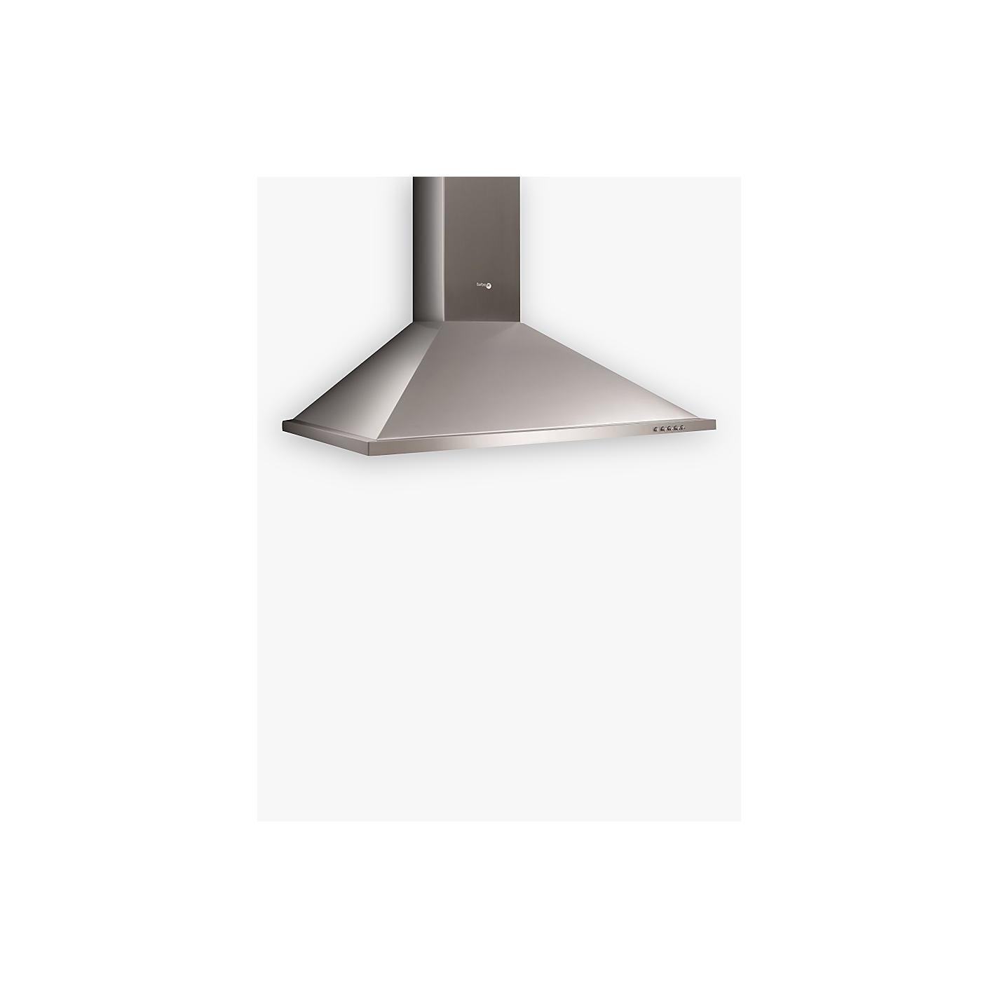 Buy Elica Aqua Vitae 50 Chimney Cooker Hood, Stainless Steel Online at  johnlewis.com ...