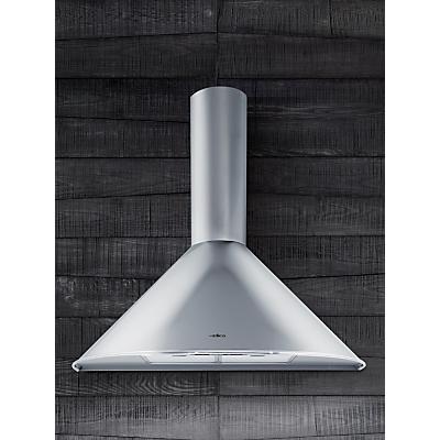 Image of Elica Tonda 60 Chimney Cooker Hood, Stainless Steel