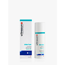 Buy Ultrasun Cooling & Moisturising After Sun Cream, 150ml Online at johnlewis.com