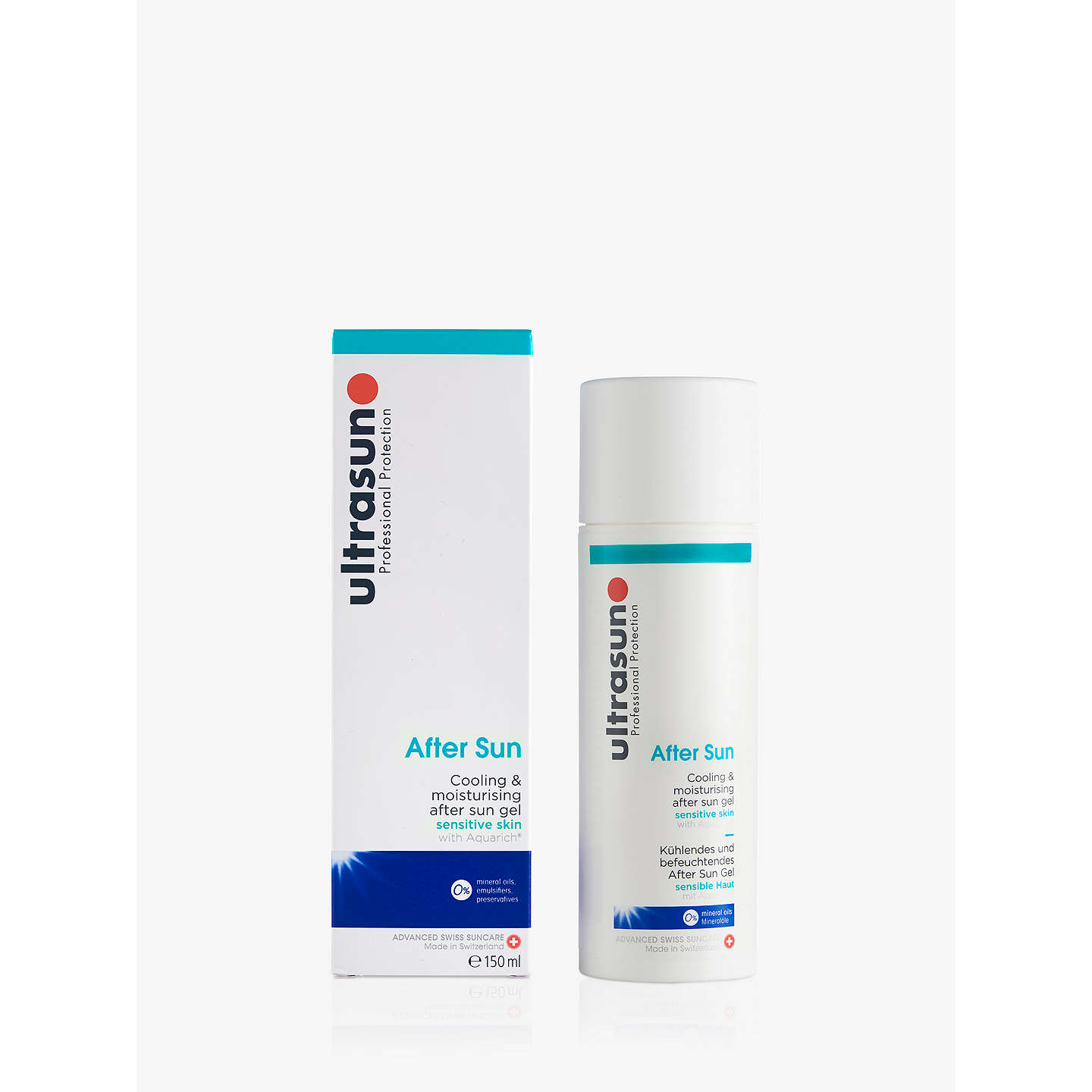 BuyUltrasun Cooling & Moisturising After Sun Gel, 150ml Online at johnlewis.com