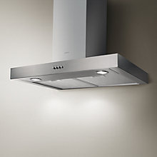 Buy Elica Ledge 60 Chimney Cooker Hood, Stainless Steel Online at johnlewis.com