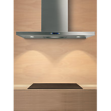 Buy Elica Tender 90 Slimline Chimney Cooker Hood, Stainless Steel Online at johnlewis.com
