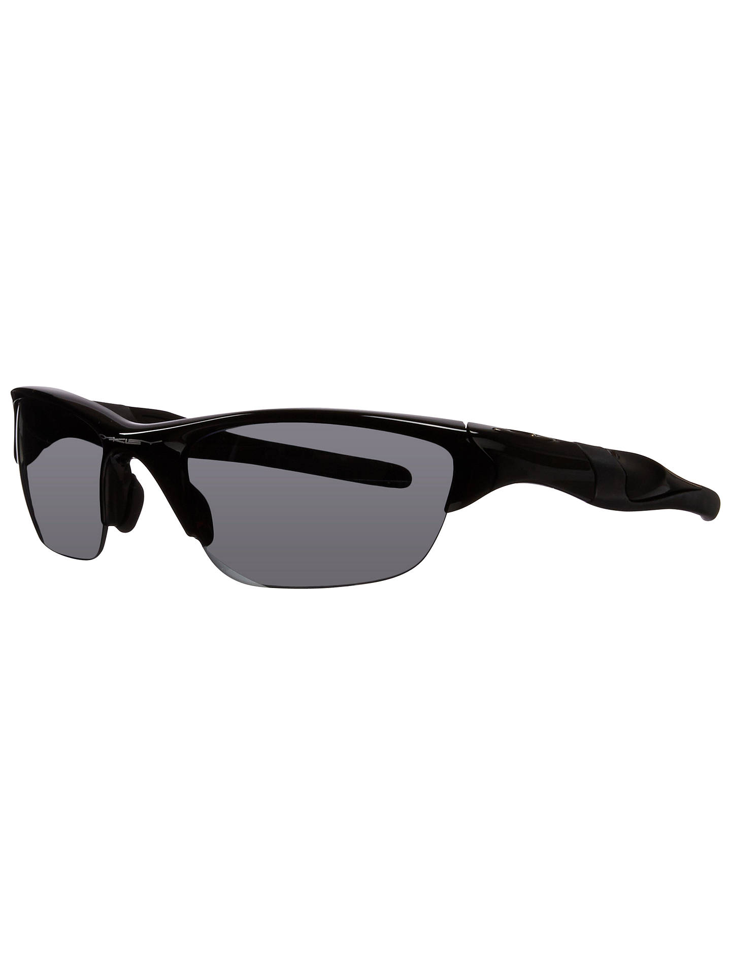 89a1dccf46 Oakley OO9144 Half Jacket 2.0 Rectangular Polarised Sunglasses at ...