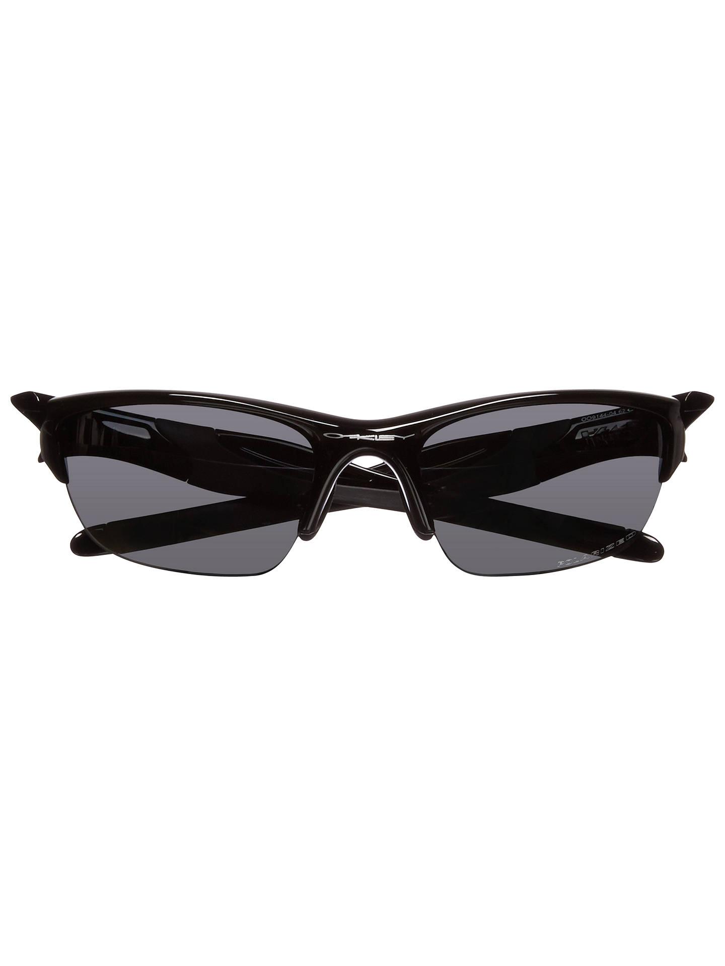 755c50a4460 Oakley OO9144 Half Jacket 2.0 Rectangular Polarised Sunglasses at ...