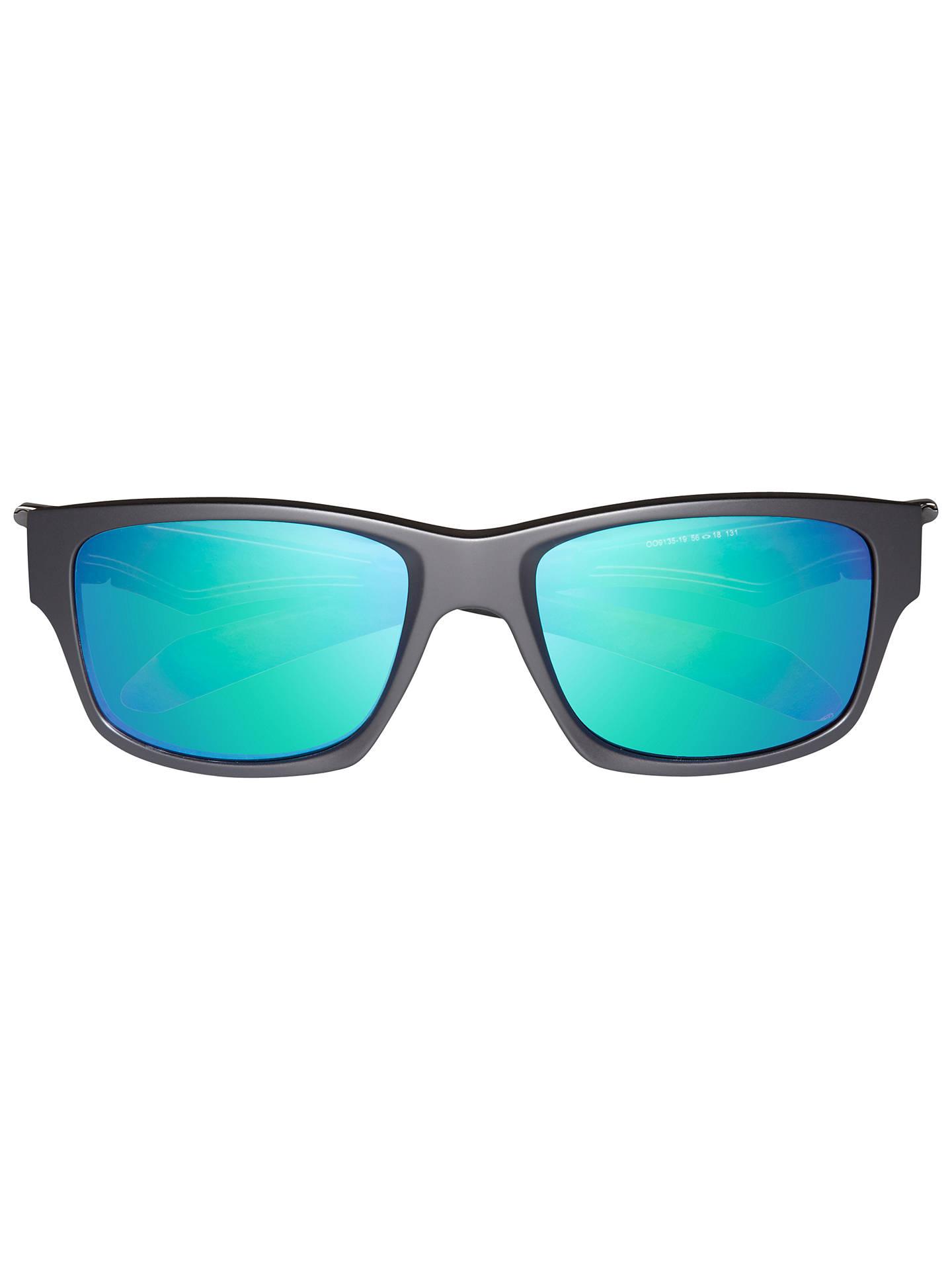 4dc93fdaf35 Oakley OO9135 Jupiter Polarised Square Framed Sunglasses at John ...