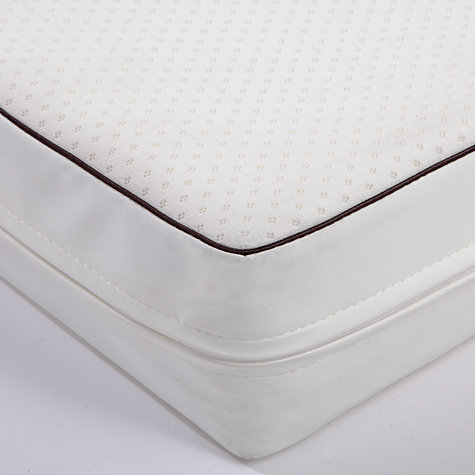 John Lewis Spring Cotbed Mattress 132 X 70cm Online At Johnlewis