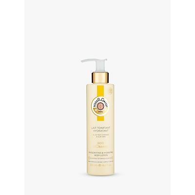 Roger & Gallet Bois D'Orange Invigorating Sorbet Body Lotion, 200ml