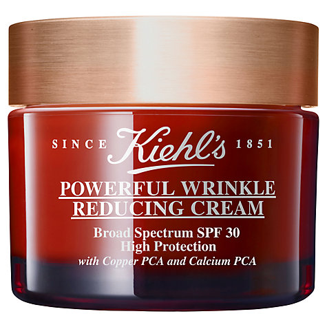 Buy Kiehl's Powerful Wrinkle Reducing Cream, SPF30, 50ml Online at johnlewis.com