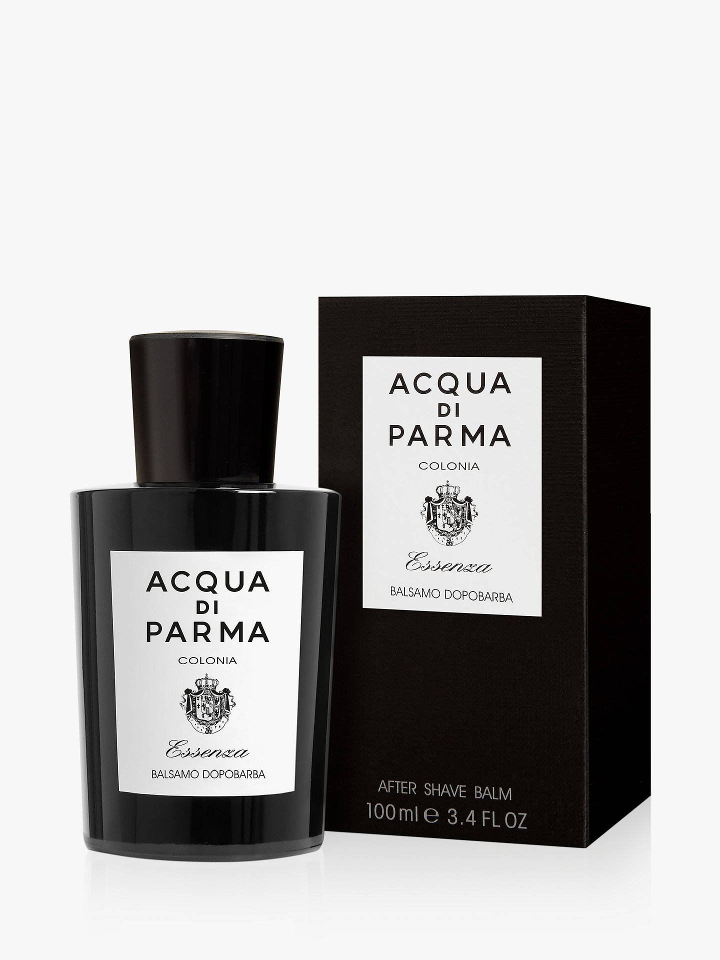 Buy Acqua di Parma Colonia Essenza Aftershave Balm, 100ml Online at johnlewis.com