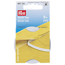 Buy Prym Wonder Tape, 6mm x 9m Online at johnlewis.com