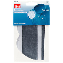 Buy Prym Disposable Dress Shields, Grey Online at johnlewis.com