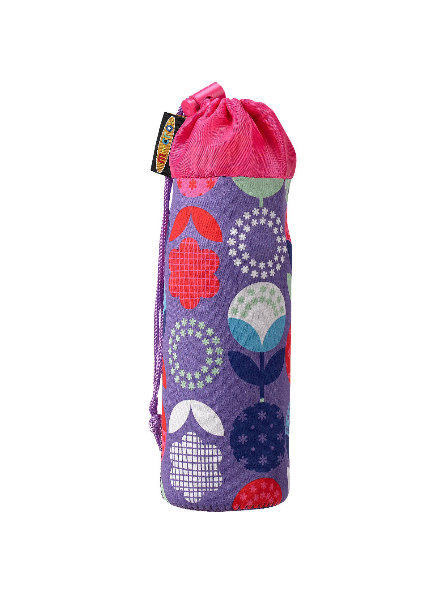 BuyMicro Scooter Bottle Holder, Floral Dot Online at johnlewis.com