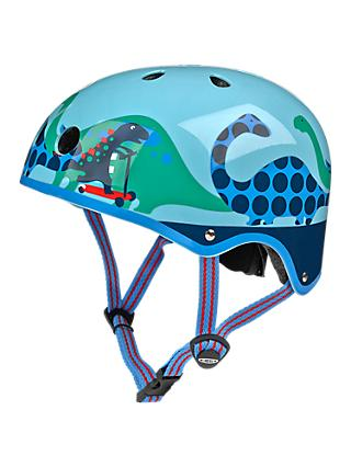 Micro Scootersaurus Safety Helmet, Small