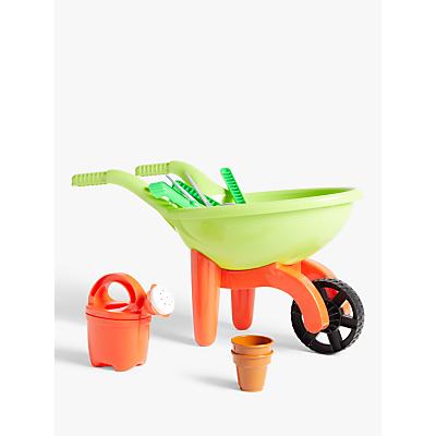 John Lewis Garden Wheelbarrow and Tools