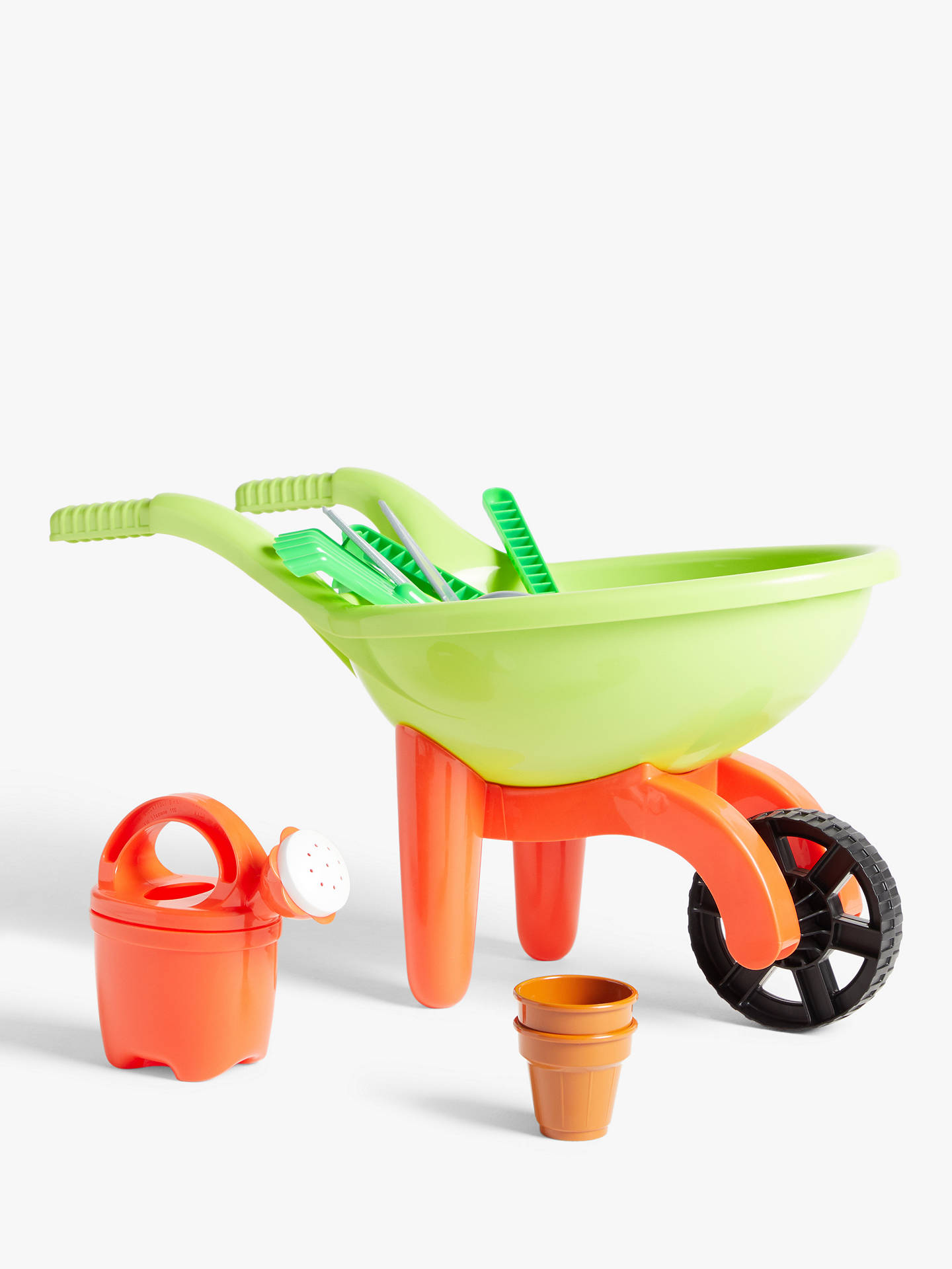 BuyJohn Lewis U0026 Partners Garden Wheelbarrow And Tools Online At  Johnlewis.com
