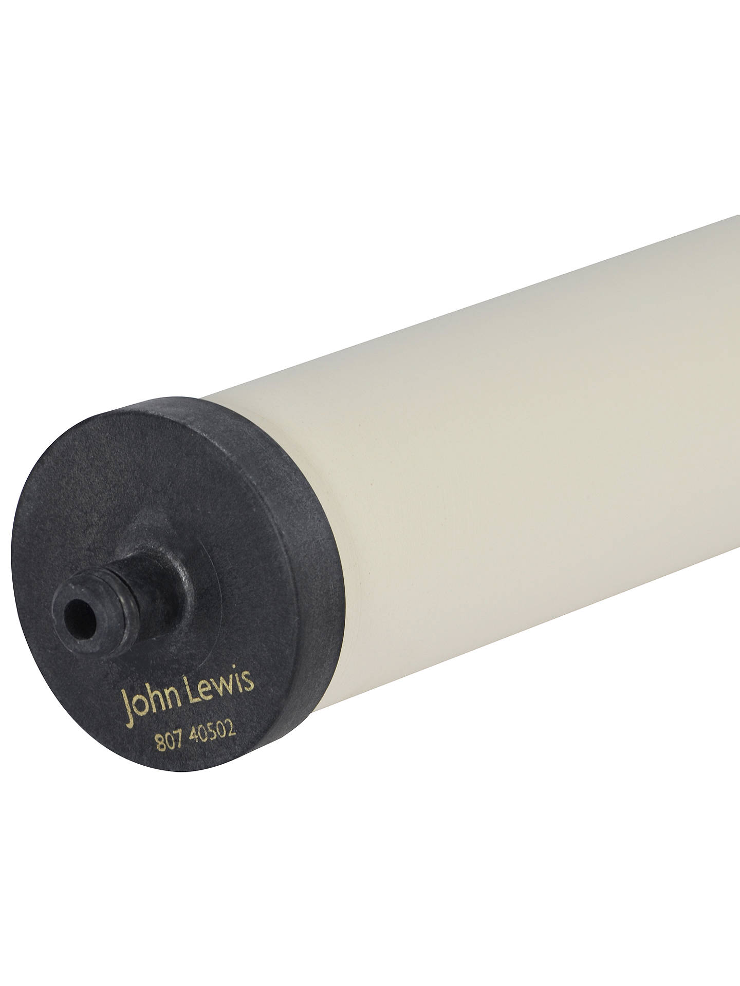 Buy John Lewis & Partners Ceramic Water Filter Cartridge, Push-Fit Mount Online at johnlewis.com