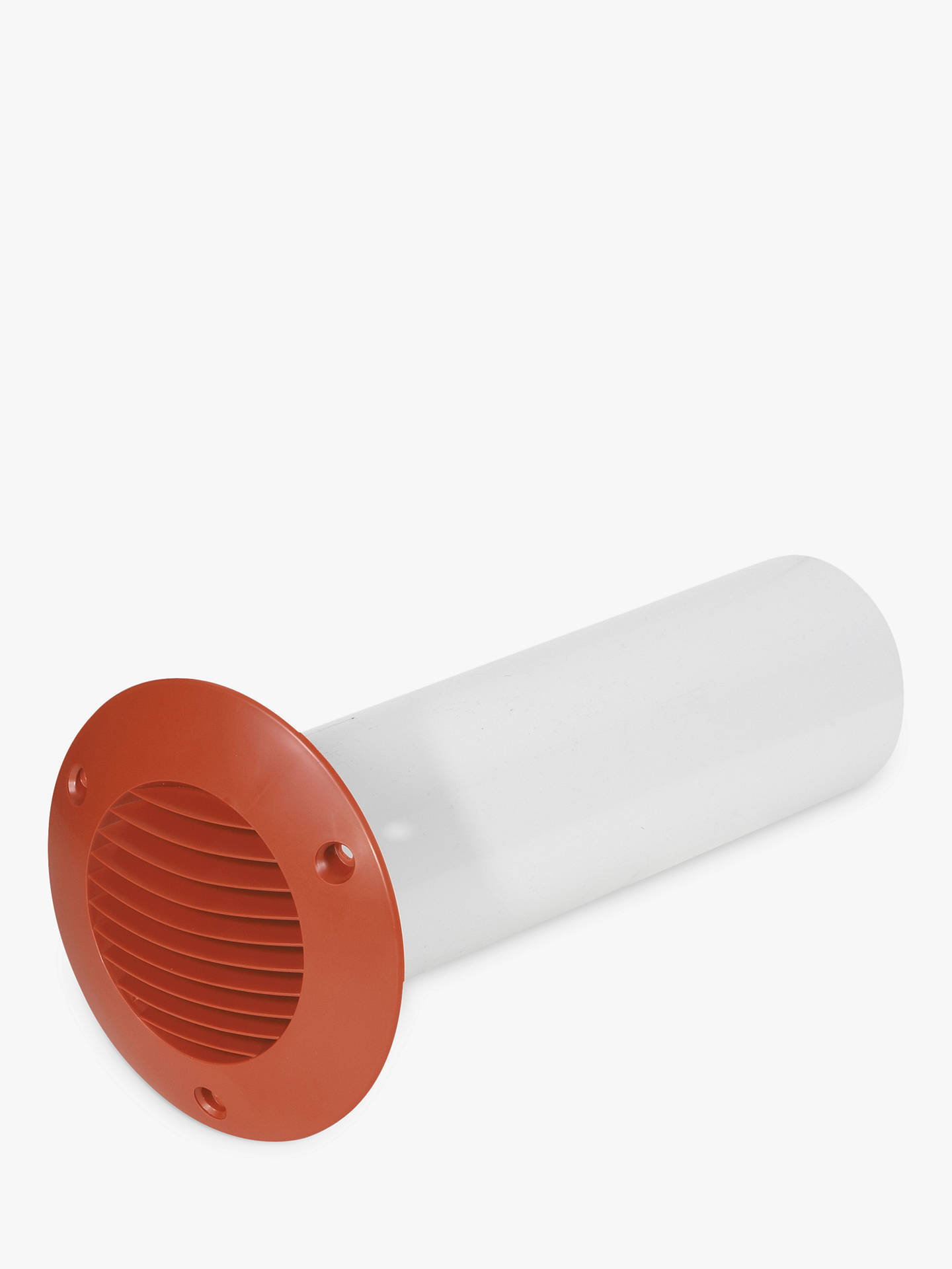 Buy John Lewis & Partners Venting Cavity Wall Kit, Terracotta Online at johnlewis.com