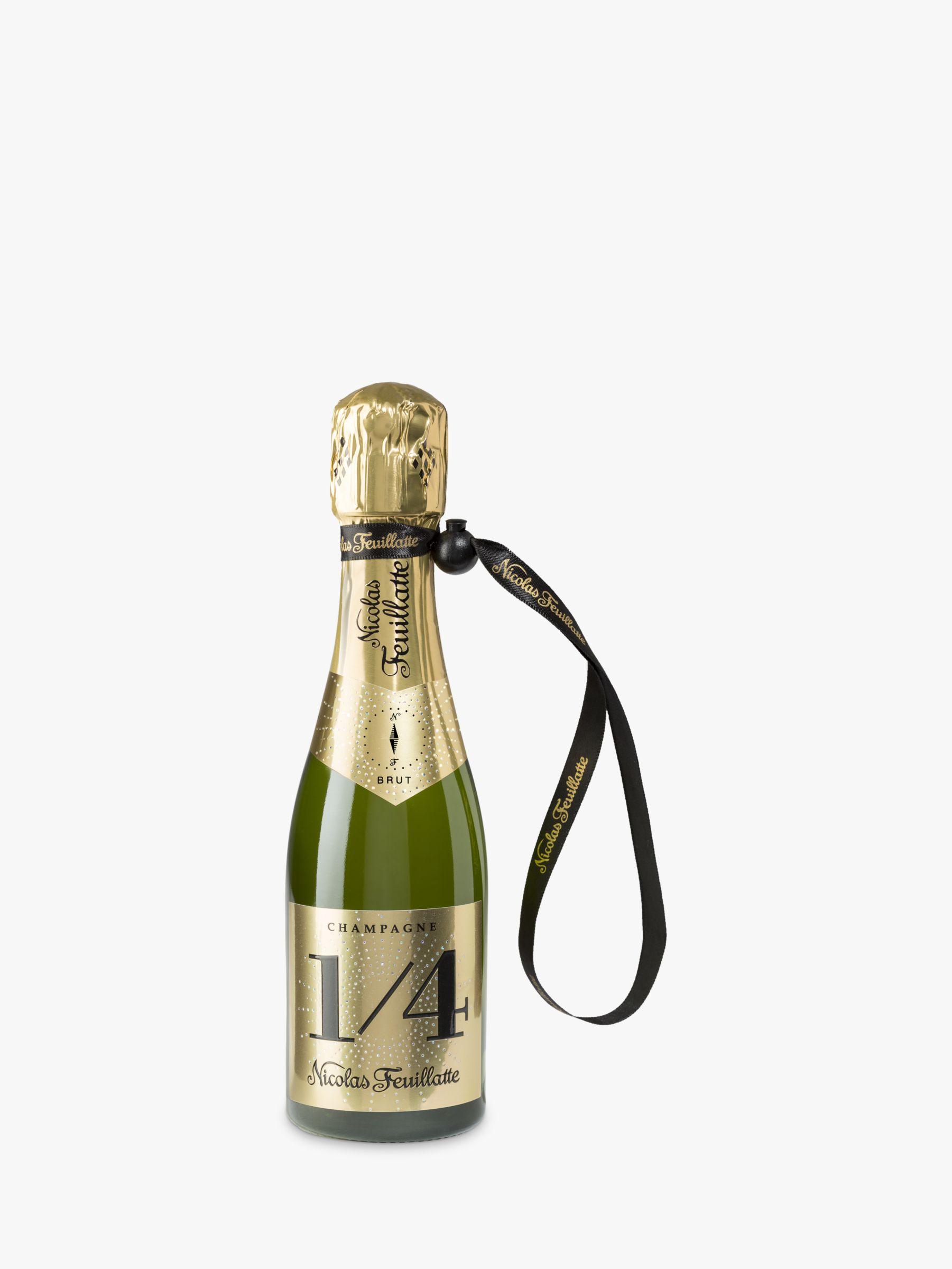 Nicolas Feuillatte Champagne Nicolas Feuillatte One Fo(u)r Brut with a Jacket, 20cl