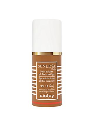Sisley Sunleÿa Age Minimizing Global Suncare SPF 15, 50ml