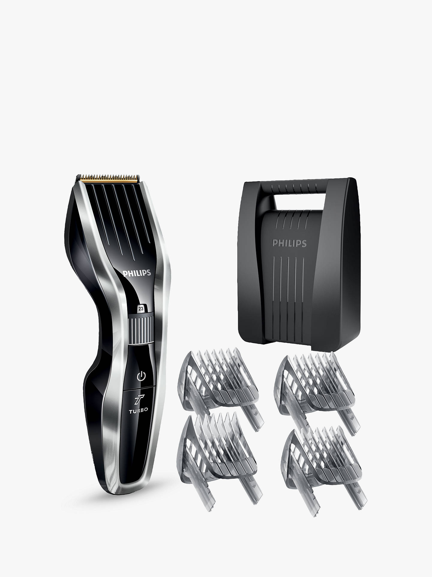 BuyPhilips HC5450/83 Series 5000 Hair Clipper with Titanium Blades Online at johnlewis.com