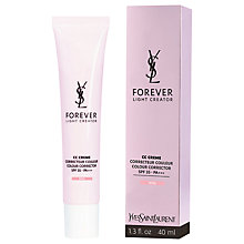 Buy Yves Saint Laurent Forever Light Creator CC Colour Corrector SPF 35 Online at johnlewis.com
