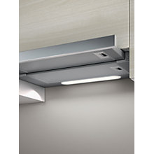 Buy Elica Elite 14 LED 60cm Built-In Cooker Hood, Stainless Steel Online at johnlewis.com