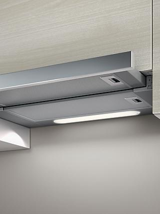 Elica Elite 14 LED 90cm Built-In Cooker Hood, Stainless Steel
