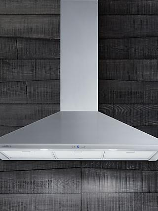 Elica Tamaya HP 60 Chimney Cooker Hood, Stainless Steel